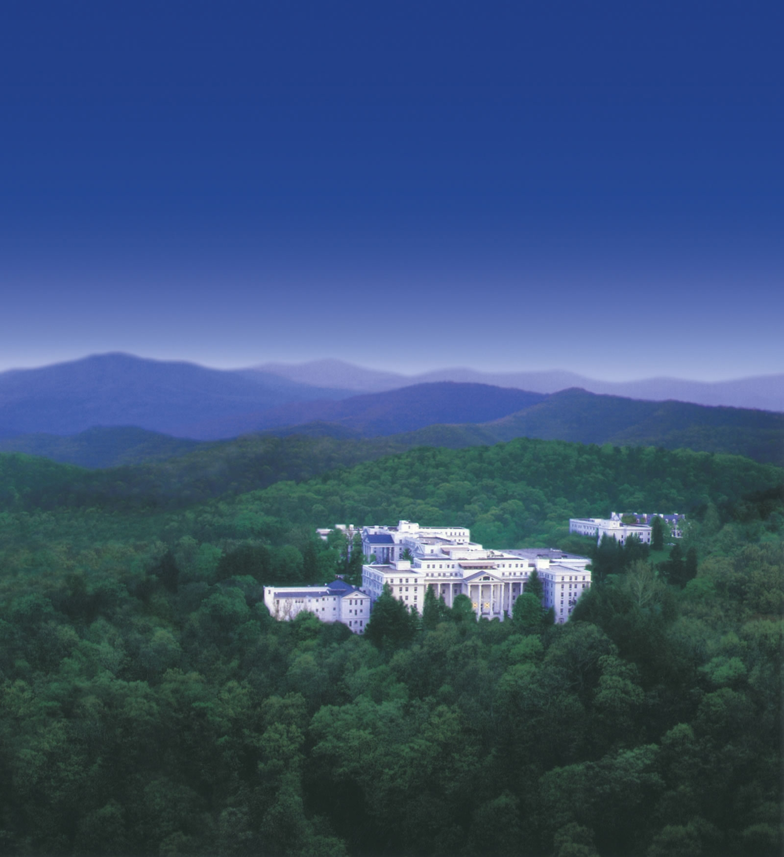 Thomas Silliman Associates » The Greenbrier